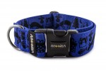 Halsband dogXmas - Farbe Royal Blue
