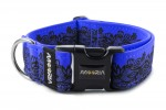 Halsband Lace - Farbe Royal Blue