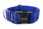 Halsband Stars - Farbe Royal Blue
