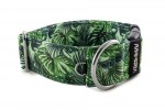 Halsband Jungle - Detail des Halbrings