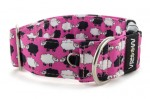 Halsband Sheep Dream Pink - Detail des Halbrings
