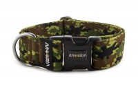 Collar Camouflage Green