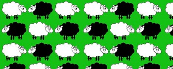Sheep Dream Green
