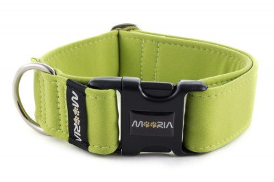 Halsband Lime Green